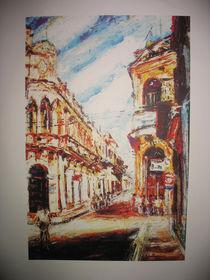 Calle Cuba von Klaus Nussbaum