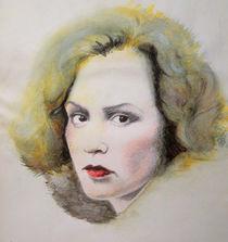 Frances - Illustration by schroeer-design