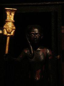 Frau aus Agypton by Dennis Heilborn