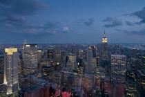 Manhattan Lights von Mario Tumm