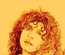 'Marc Bolan ' von Sonja Angela Ziehr
