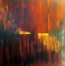 Fire on Water by abstrakt