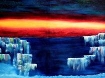 Waterfalls 2 von abstrakt