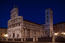 Kirche San Michele in Lucca by photofreak