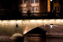 Rathausbrücke in Zürich by photofreak