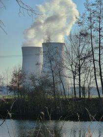 Was uns bewegt - Kernkraftwerk von regenbogenfloh