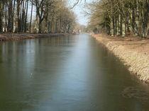Staustufe am alten Ludwig-Donau-Main-Kanal  von regenbogenfloh