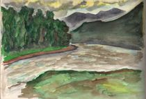 Am Fluss von Oleg Kappes