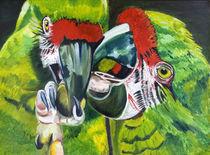 Papageien von hedi
