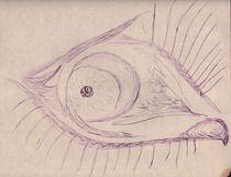 Auge by Oleg Kappes
