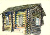 altes Haus by Oleg Kappes