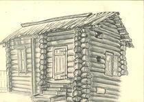 altes Haus 1 by Oleg Kappes