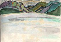 Bergsee by Oleg Kappes