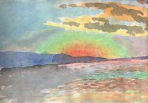 Sonnenaufgang  von Oleg Kappes
