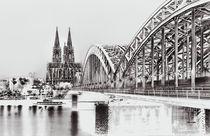 Köln by Städtecollagen Lehmann