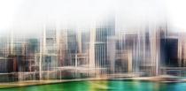 San Francisco Skyline  von Städtecollagen Lehmann