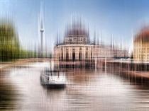 Typisch Berlin  von Städtecollagen Lehmann