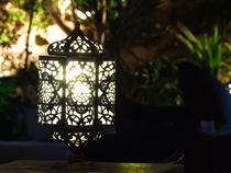 Oriental Lantern von Ahmed Kamal