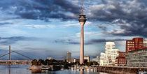 Düsseldorf von Städtecollagen Lehmann