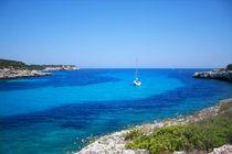 Mallorca Bucht  by Städtecollagen Lehmann