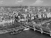 Skyline London von Städtecollagen Lehmann