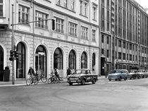Berlin Mitte  von Städtecollagen Lehmann