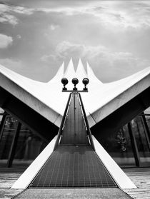 Tempodrom - Berlin by Städtecollagen Lehmann