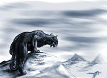 Black Panther von Fernando Rodriguez