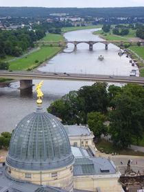 Elbblick - Dresden von minnewater