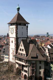 Schwabentor in Freiburg im Breisgau by fotodil