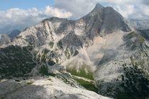 Berg, Bergspitze, Gebirge, Berglandschaft by fotodil