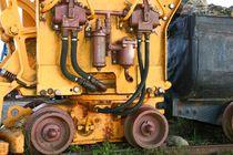 Zugmaschine Lokomotive Bergwerk von fotodil