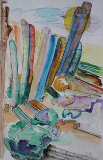 Abstrakt by Bärbel Hinüber