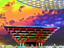 Expo 2010 in color eight von aw-anja-bronner-art