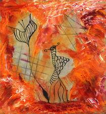 Zarte Gefühle von aw-anja-bronner-art