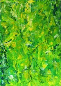 Blätterwald von aw-anja-bronner-art