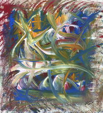 Blick ins Chaos by aw-anja-bronner-art