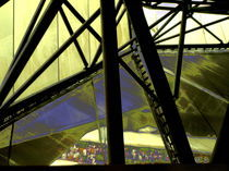Expo 2010 Struktur in color von aw-anja-bronner-art