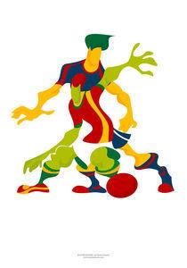 Soccers 01 von Marlon Tenorio