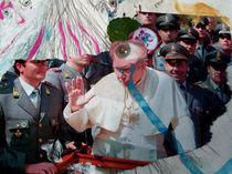 parade unter dem Para Dies by robert linke