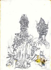 zeichnung von robert linke