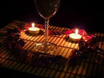 Candle Light Romance von Ahmed Kamal
