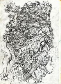 zeichnung nummer 200 by robert linke