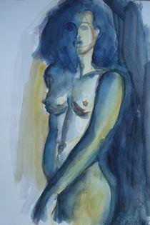 Twiggy by Marion Gaber