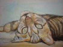 Katze by Marion Gaber