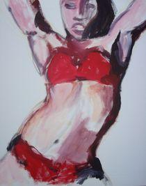 Tänzerin by Marion Gaber