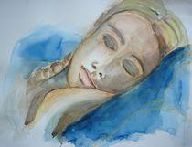 Schlafende von Marion Gaber