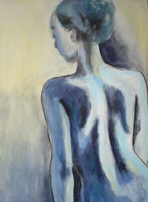 Rückenakt von Marion Gaber