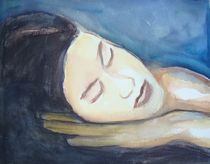 Sleeping  Beauty by Marion Gaber
