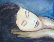 Sleeping  Beauty von Marion Gaber